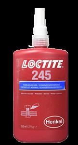 Henkel Loctite 245 Threadlocking Adhesive Bottle