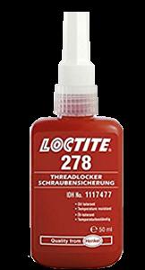 Henkel Loctite 278 Threadlocker Bottle