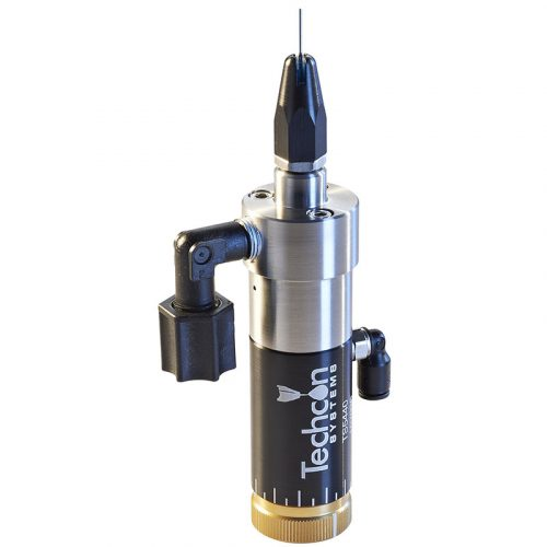 Techcon TS5440-SS Microshot Needle Valve Stainless Steel