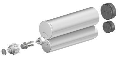 Sulzer 2:1 PP Cartridge - Mixpac C System