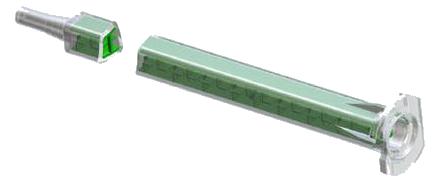 Mezclador Sulzer 24 Element Quadro 300.026 LL