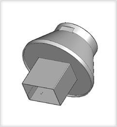 Metcal HN-B1408 Nozzle