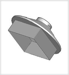 Metcal HN-B3535 Nozzle
