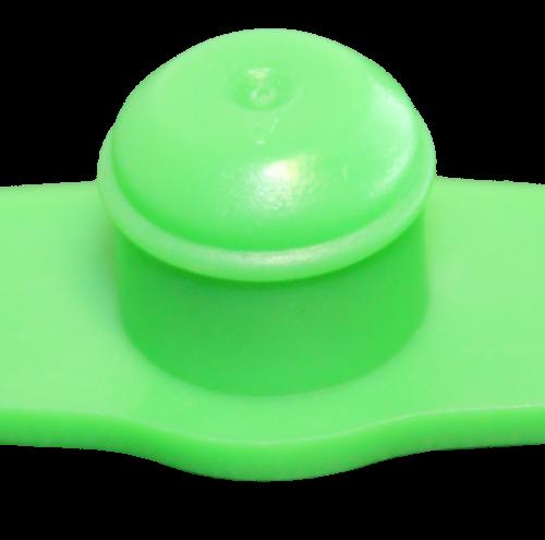 Fisnar 3cc End Cap Clip - 50 Pack