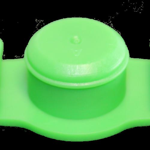 Fisnar 10cc End Cap Clip - 30 Pack