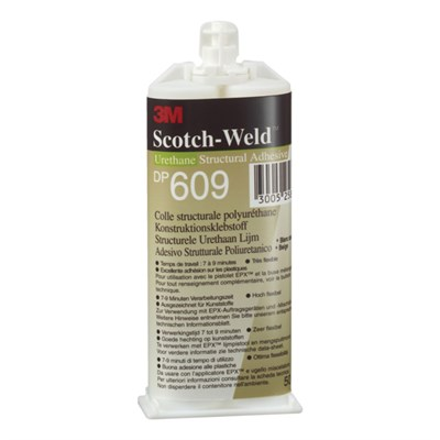 3M Scotch-Weld EPX Polyurethane Adhesive DP609