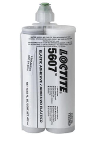 Henkel Loctite SI 5607 Fast Cure 2 pièce Silicone