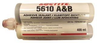 Henkel Loctite SI 5610 Black 2 Part Silicone