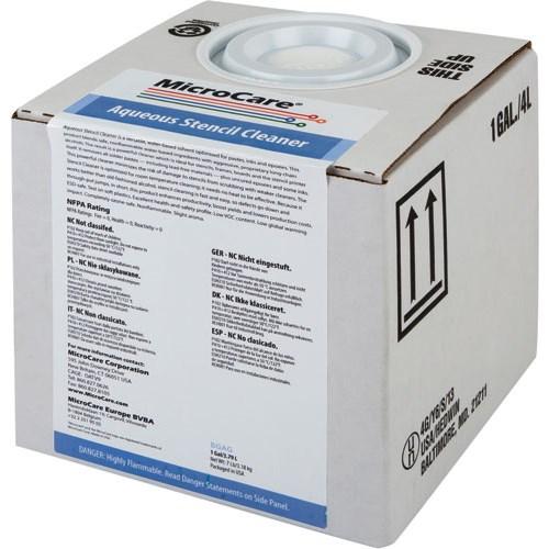 Nettoyant aqueux pour pochoirs MCC-BGAG Microcare