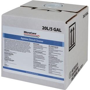 Nettoyant aqueux pour pochoirs MCC-BGAP Microcare