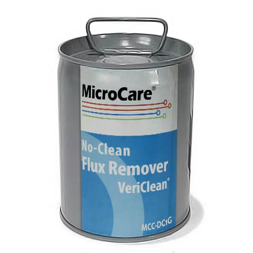 Microcare MCC-DC1G No-Clean Flux Remover VeriClean