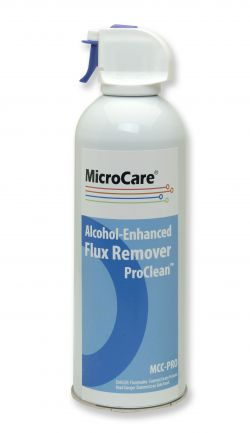 Microcare MCC-PROPi Alcohol-Enhanced Flux Remover